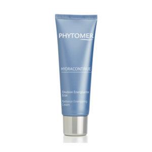 hydracontinue radiance energizing cream