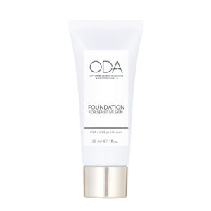 foundation for sensitive skin