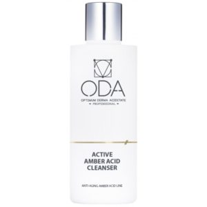 active amber acid cleanser