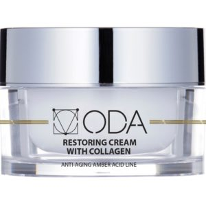 restoring cream with collagen